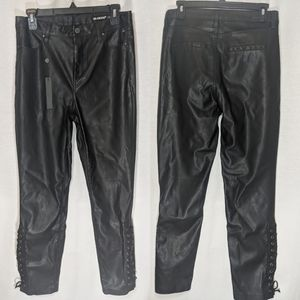 Blank NYC Faux Leather Pant